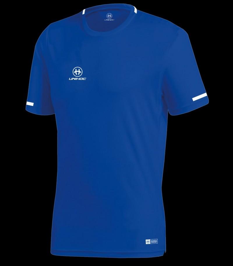 Unihoc T-Shirt Tampa Blau