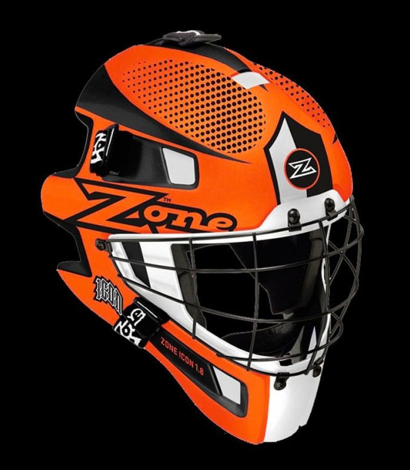 Zone Goaliemaske Icon 1.8 Orange