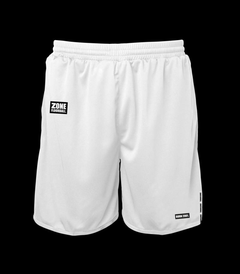 Zone Shorts Athlete Weiss
