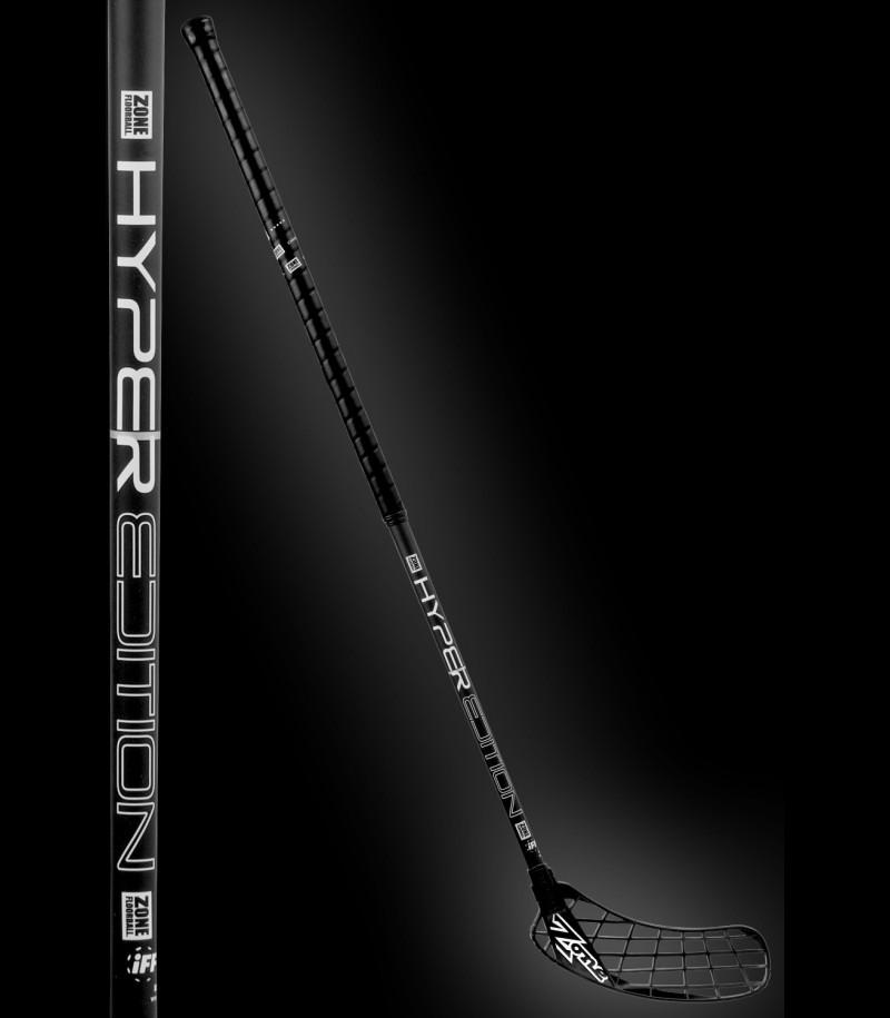 Zone Hyper Air Composite F27 schwarz