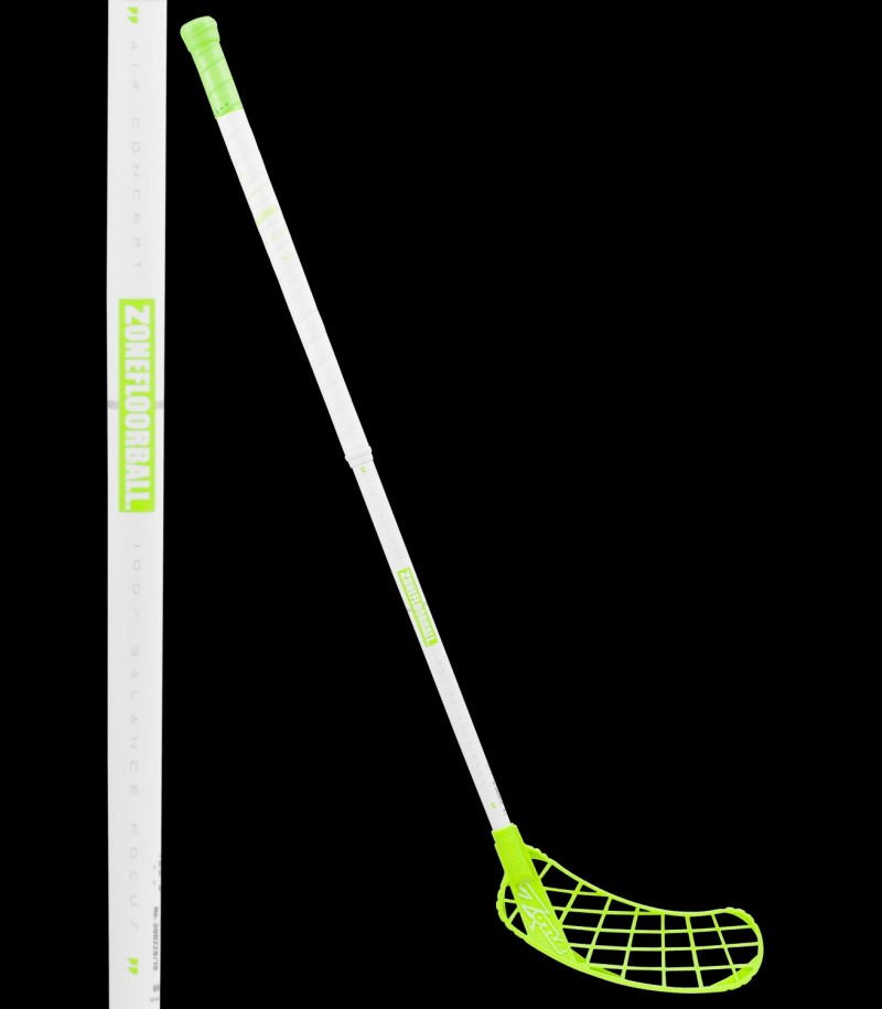 Zone Monstr Air Curve 1.5° F31 weiß/grün