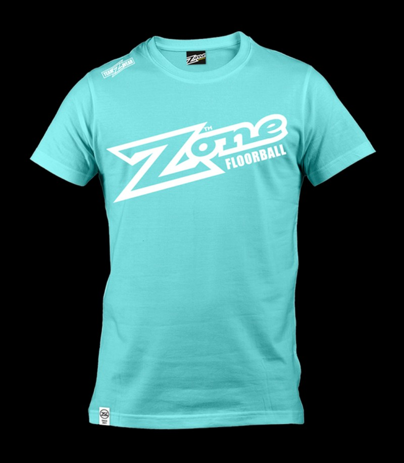 Zone T-Shirt Teamwear Türkis
