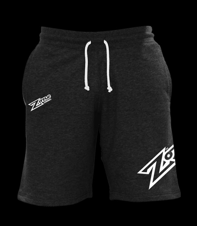 Zone Sweat Shorts Priceless Schwarz