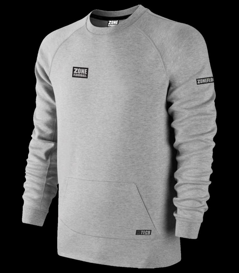 Zone Sweatshirt HITECH Grau
