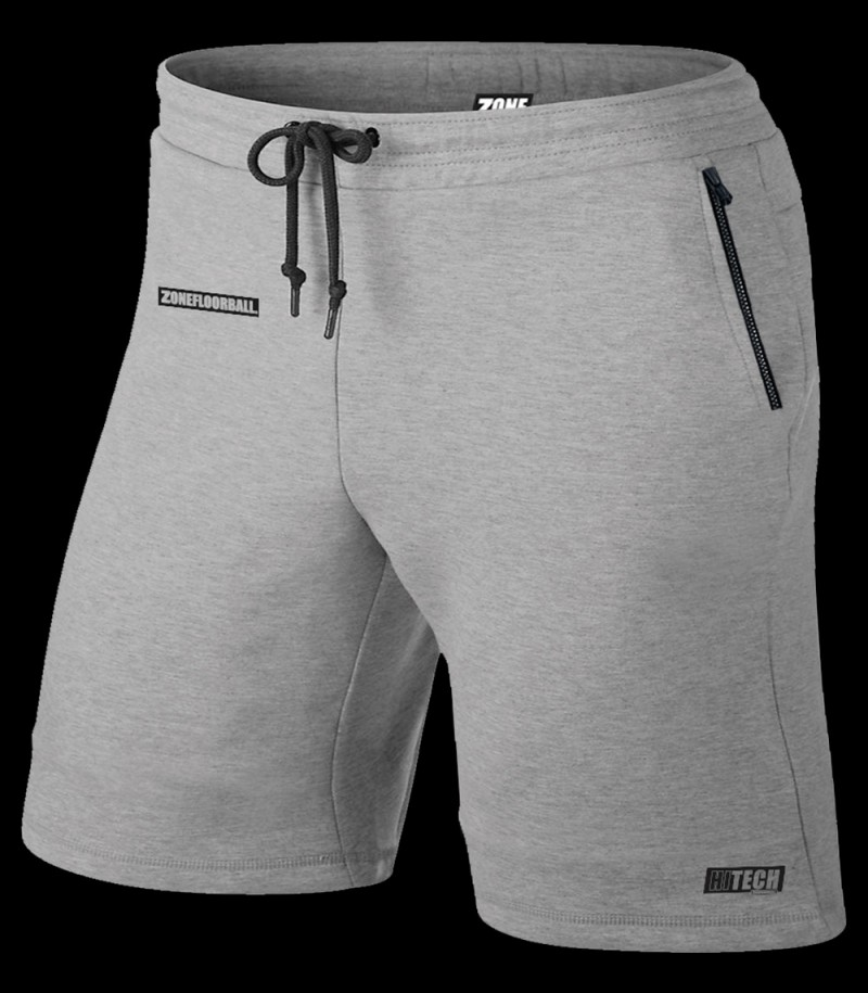 Zone Shorts Hitech Grau