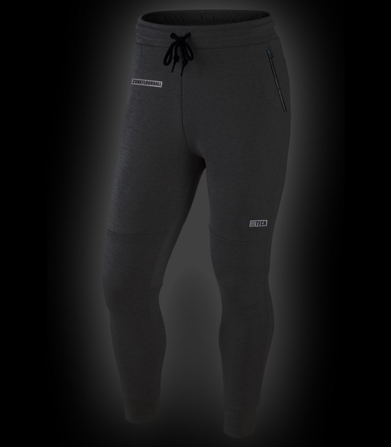 Zone Floorball Pants HITECH Schwarz