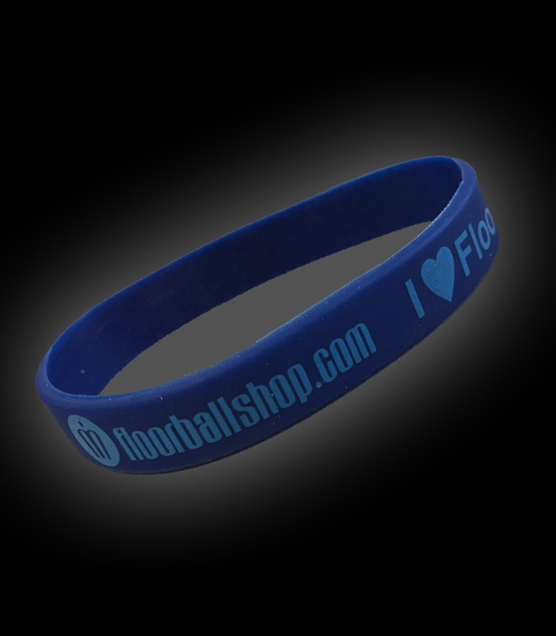 floorballshop.com Armband I love Floorball