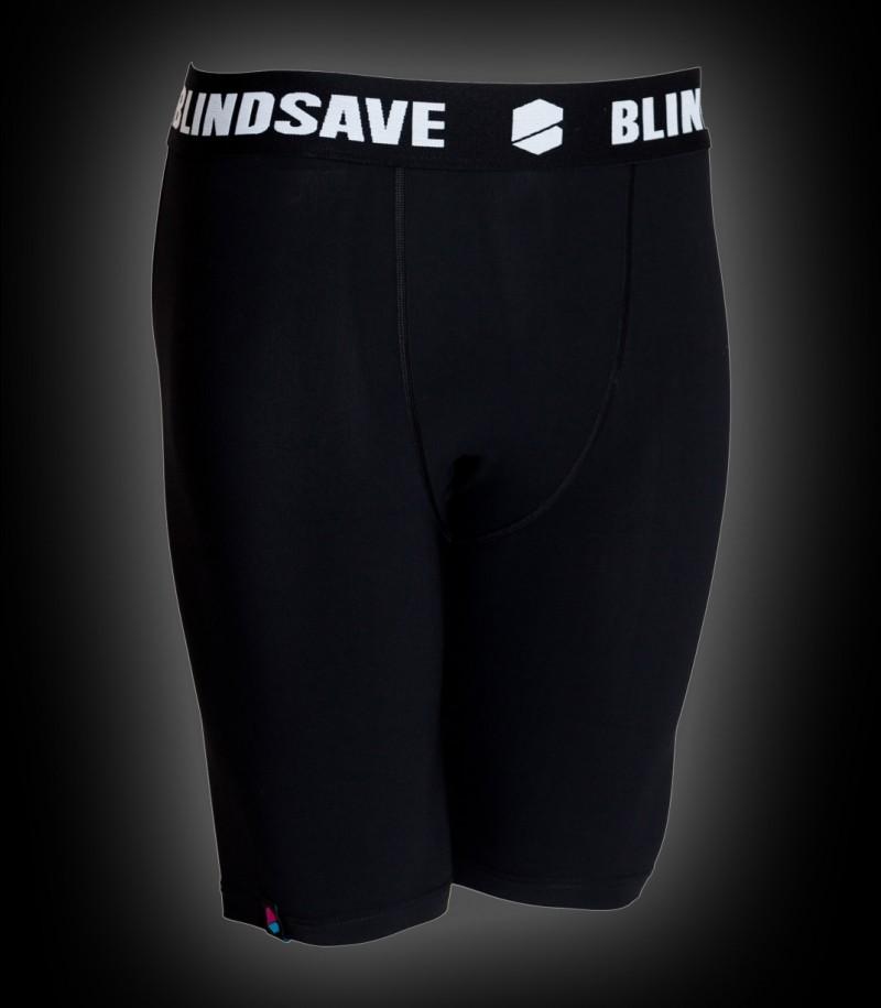 Blindsave Compression Shorts mit Cup