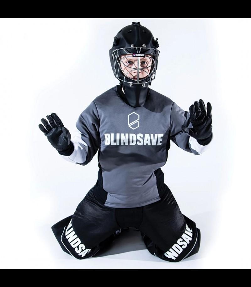 Blindsave Kids Goalie Jersey mit Polsterung