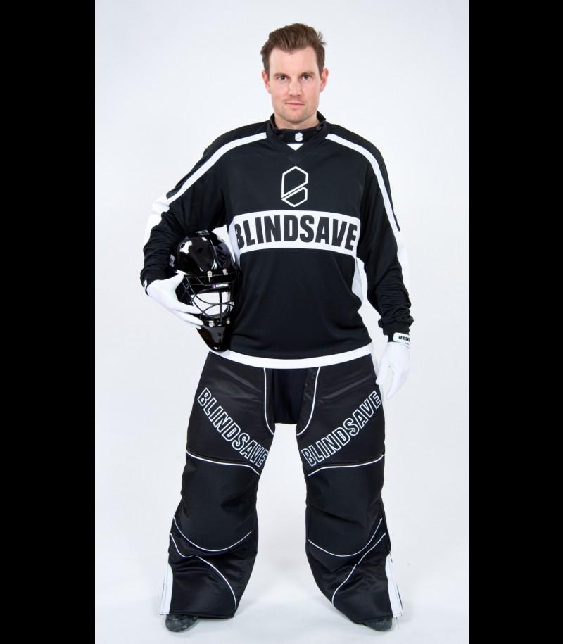 Blindsave Pro Goalie Suit Black