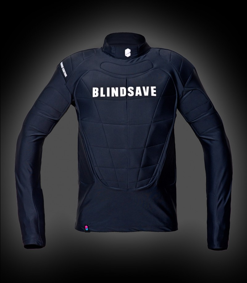 Blindsave Protection Weste mit Rebound Control Long Sleeve