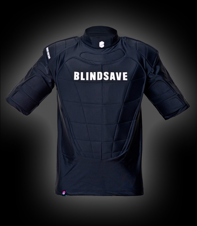 Blindsave Protection Weste mit Rebound Control