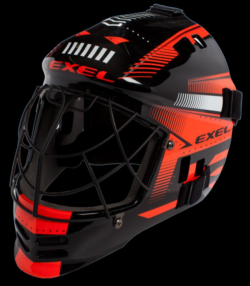 Exel S60 Goalie Helmet