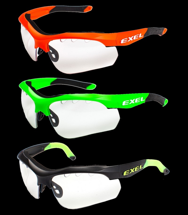 Exel X100 Eye Guard Schutzbrille Senior