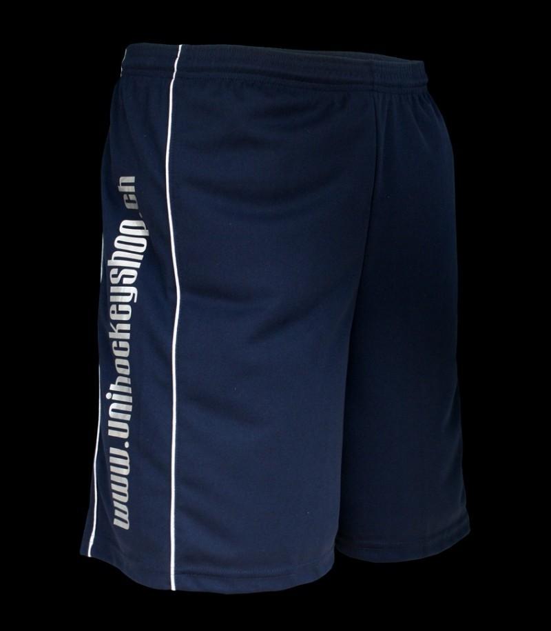 floorballshop.com Shorts Exclusive Navy/Silver