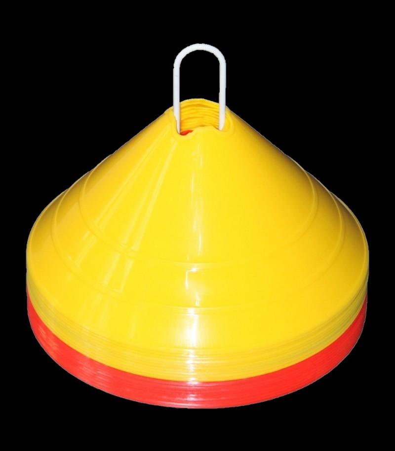 floorballshop.com Markierungshütchen - 50er Set