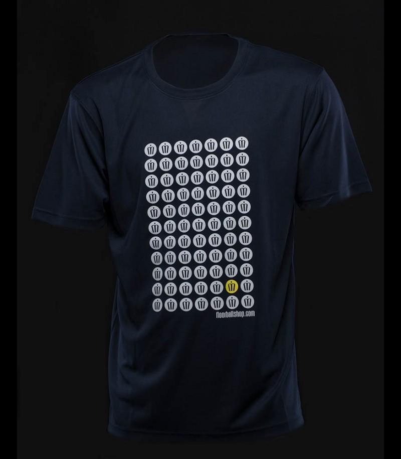 floorballshop.com Style Jersey Navy