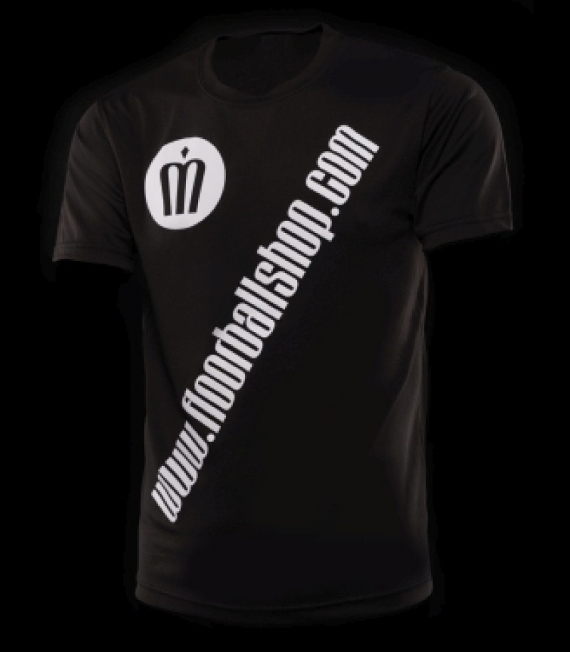 floorballshop.com Cool Jersey - Black