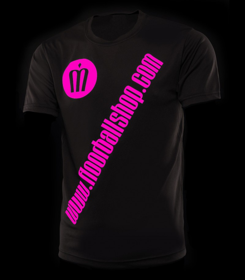 floorballshop.com Cool Jersey - Black Pink
