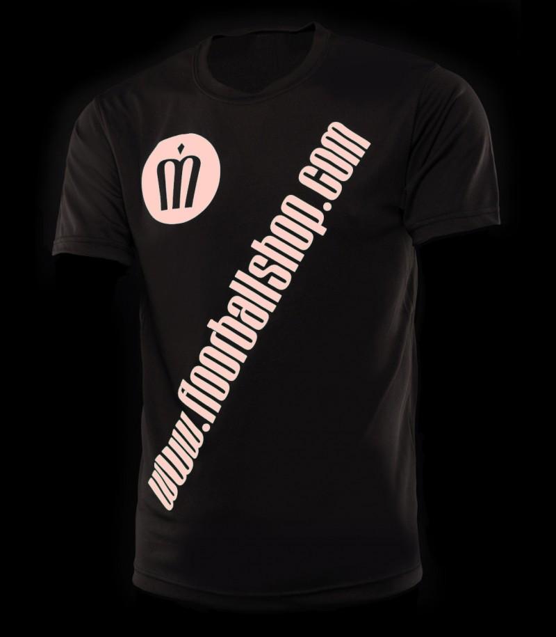 floorballshop.com Women Cool Jersey - Black Rosé