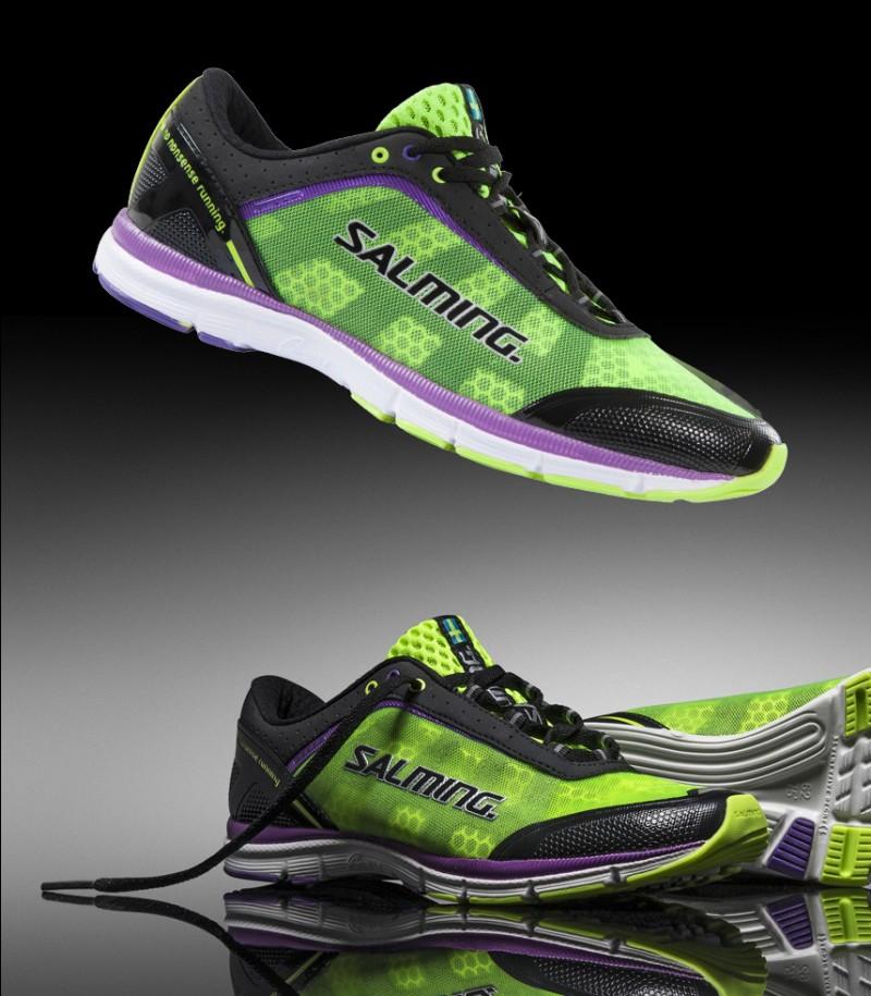 Salming Speed Women Running Shoe Black