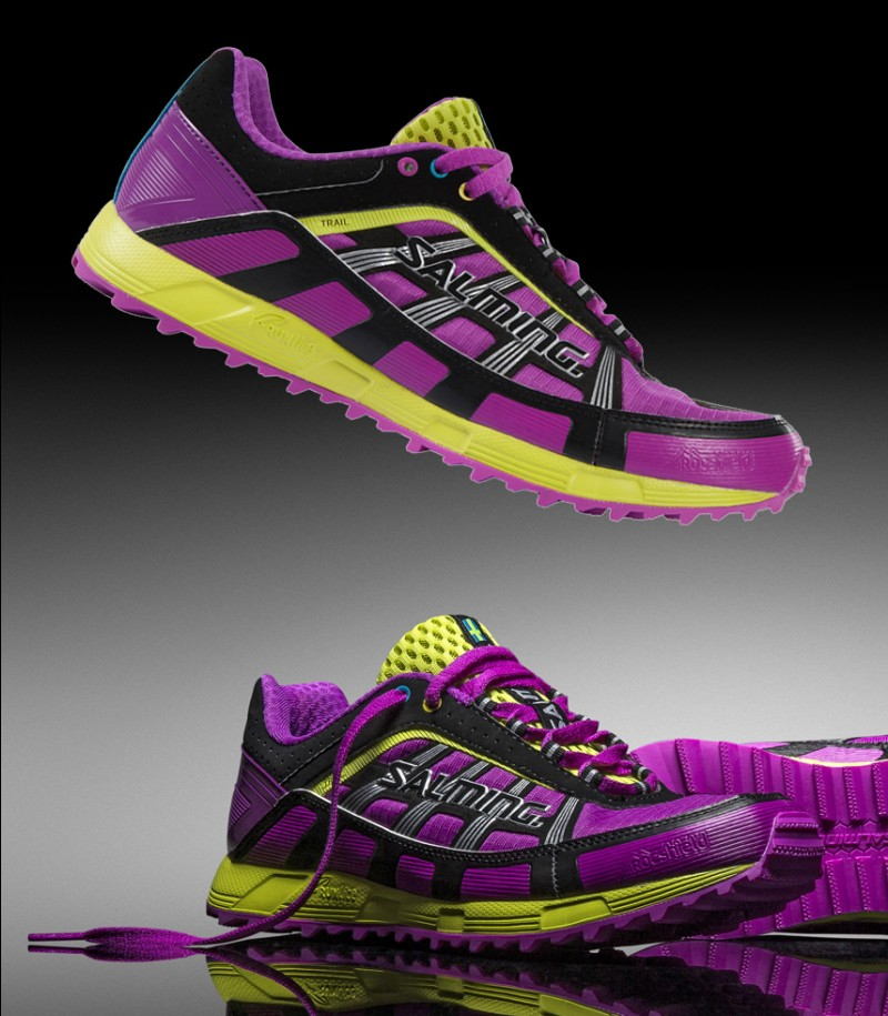 Salming Trail T1 Women Running Shoe