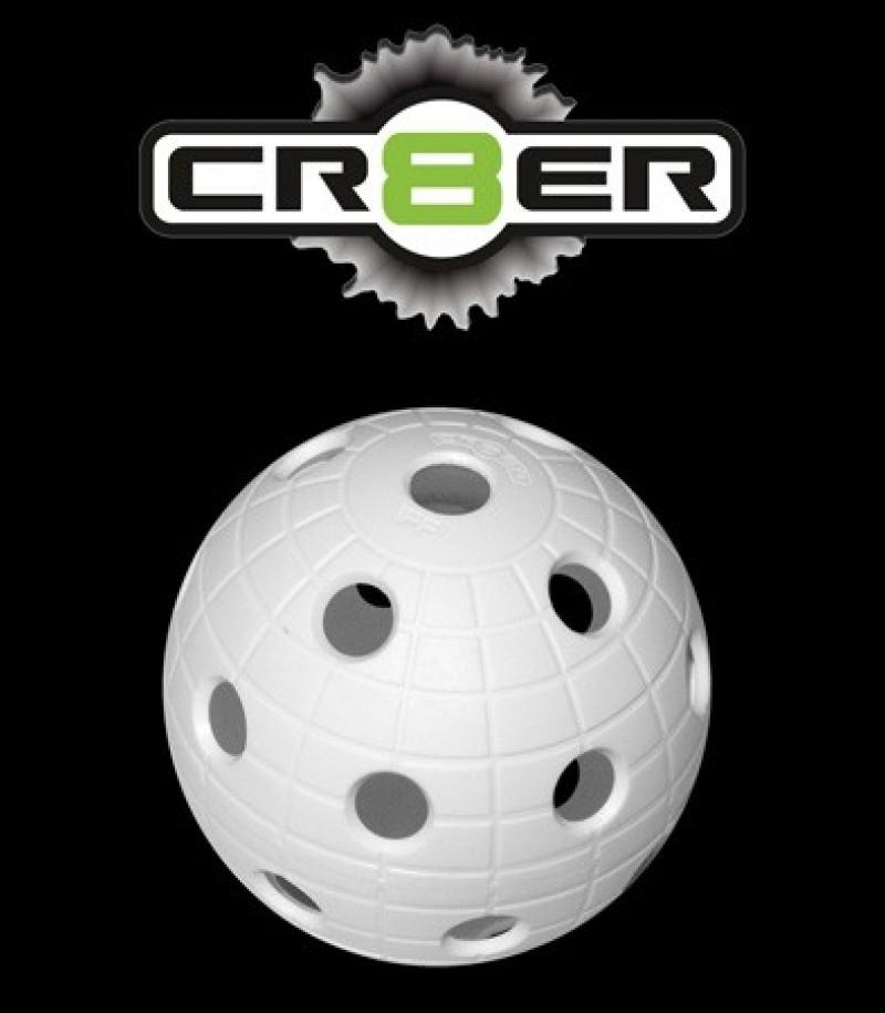 unihoc Matchball CR8TER (CRATER) Weiss