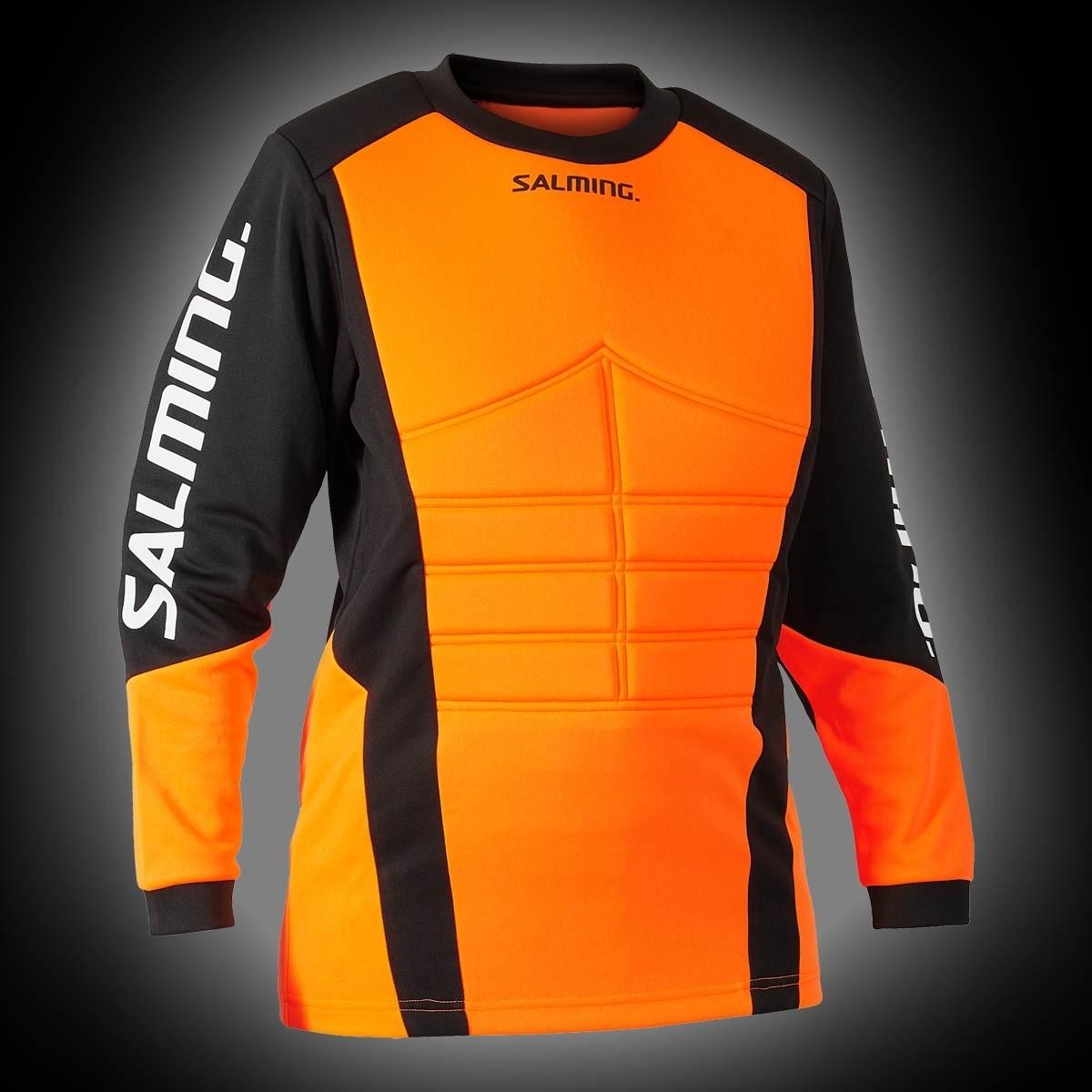 e34975ec6 Salming Goalie Jersey Attila Yellow Black
