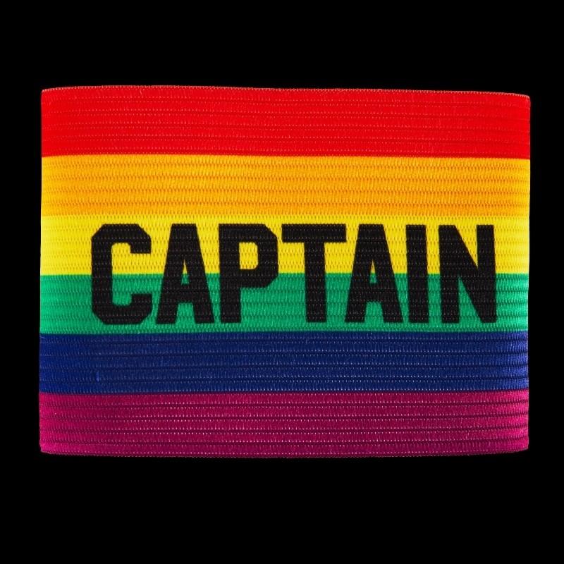 a52da5a7bd5699 Salming Team Captain Armband Rainbow