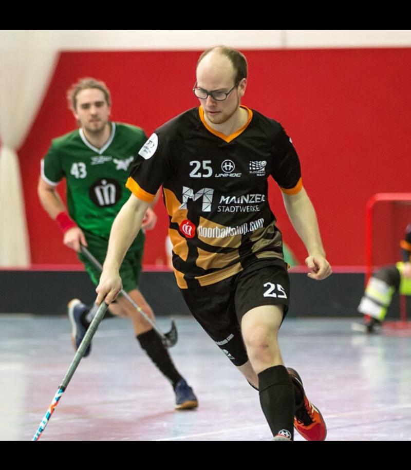 Floorball Mainz Match Jersey