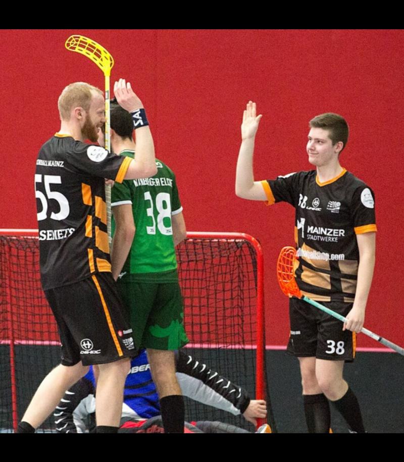 Floorball Mainz Match Shorts