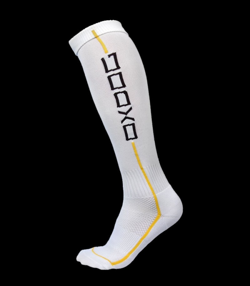Oxdog Fit Socks White/Black
