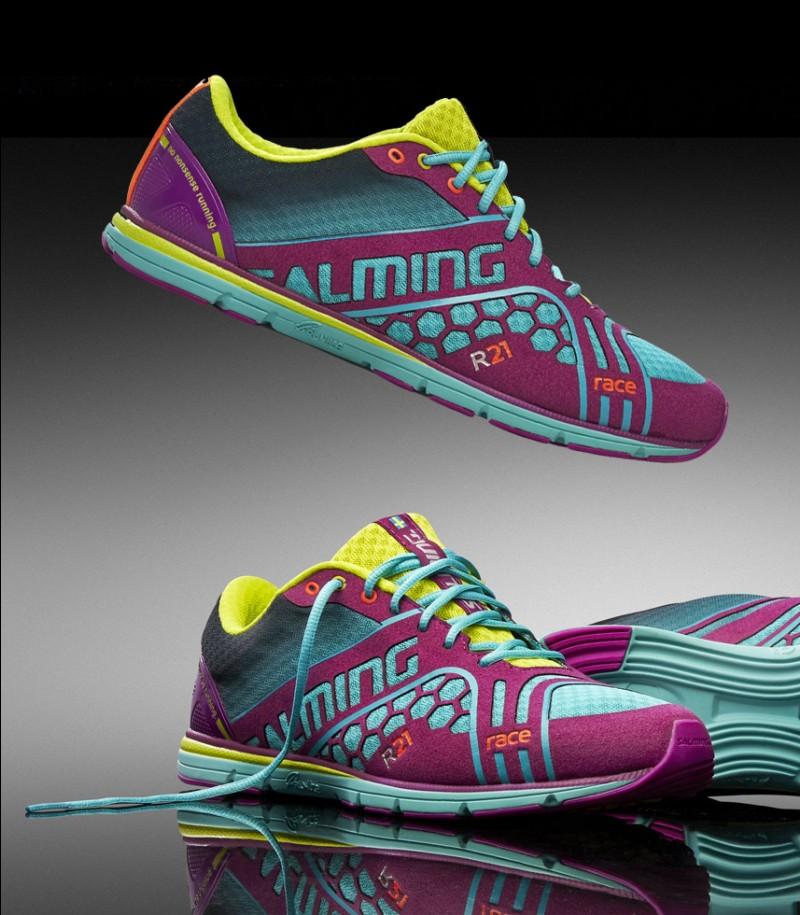 Salming Race 3 Women Running Shoe