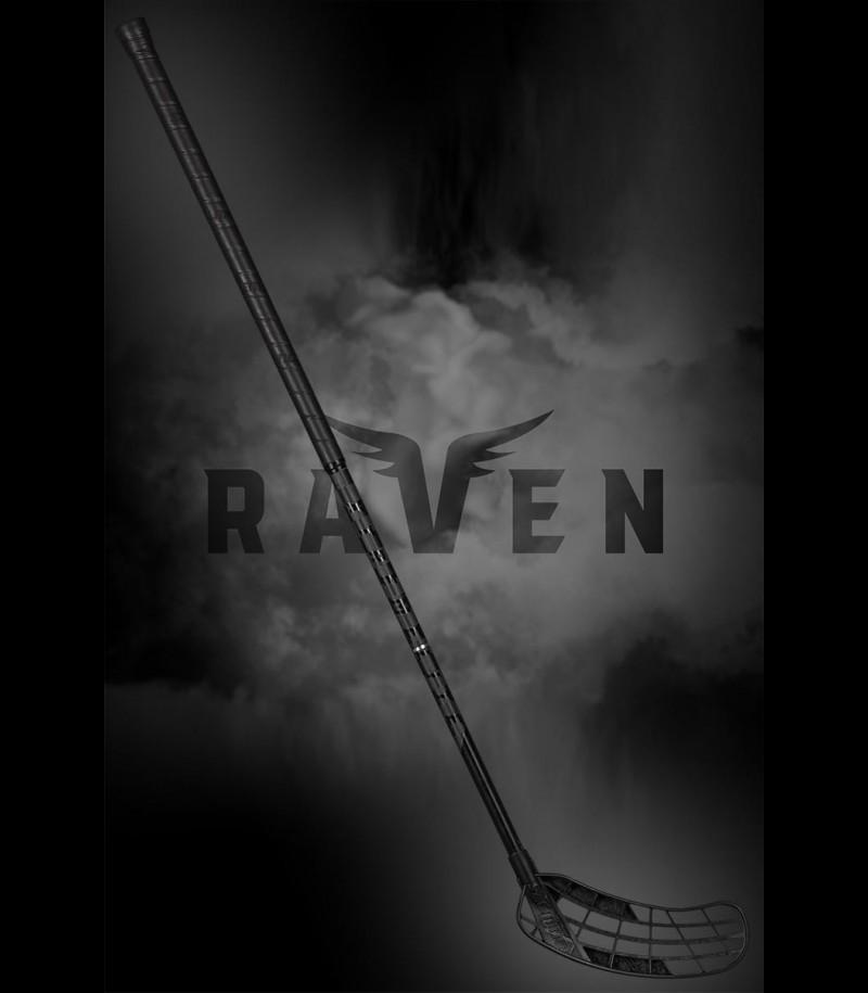 Salming RAVEN XtremeLite 27 Black