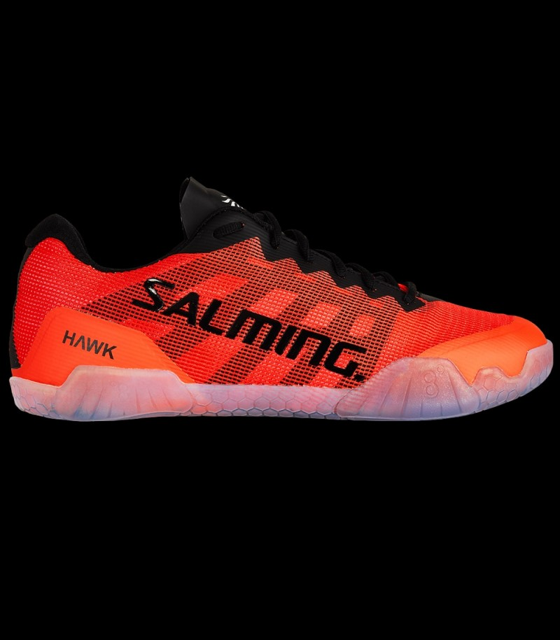 Salming Hawk Men Black/Red