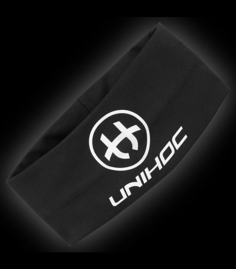 Unihoc Headband Technic  Wide Black