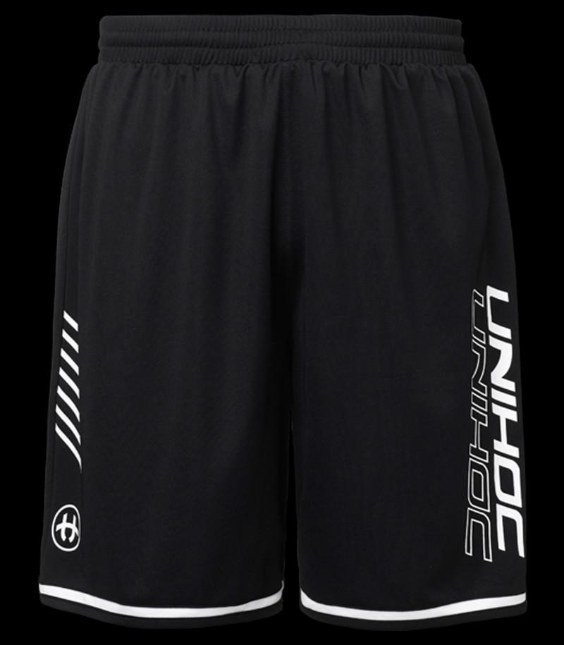 Unihoc Shorts Vendetta Black/White
