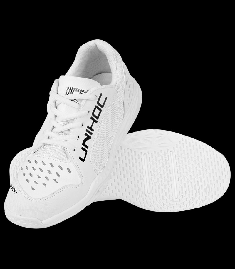 unihoc U5 Pro LowCut Men White