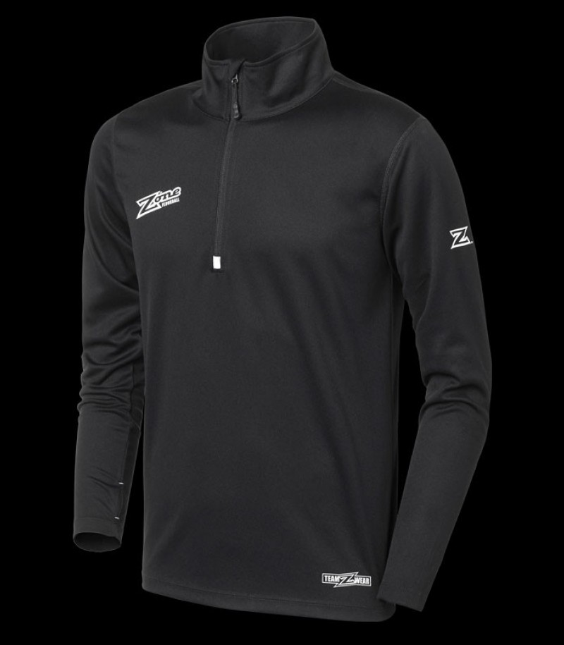 Zone T-Shirt Hitech Longsleeve Black