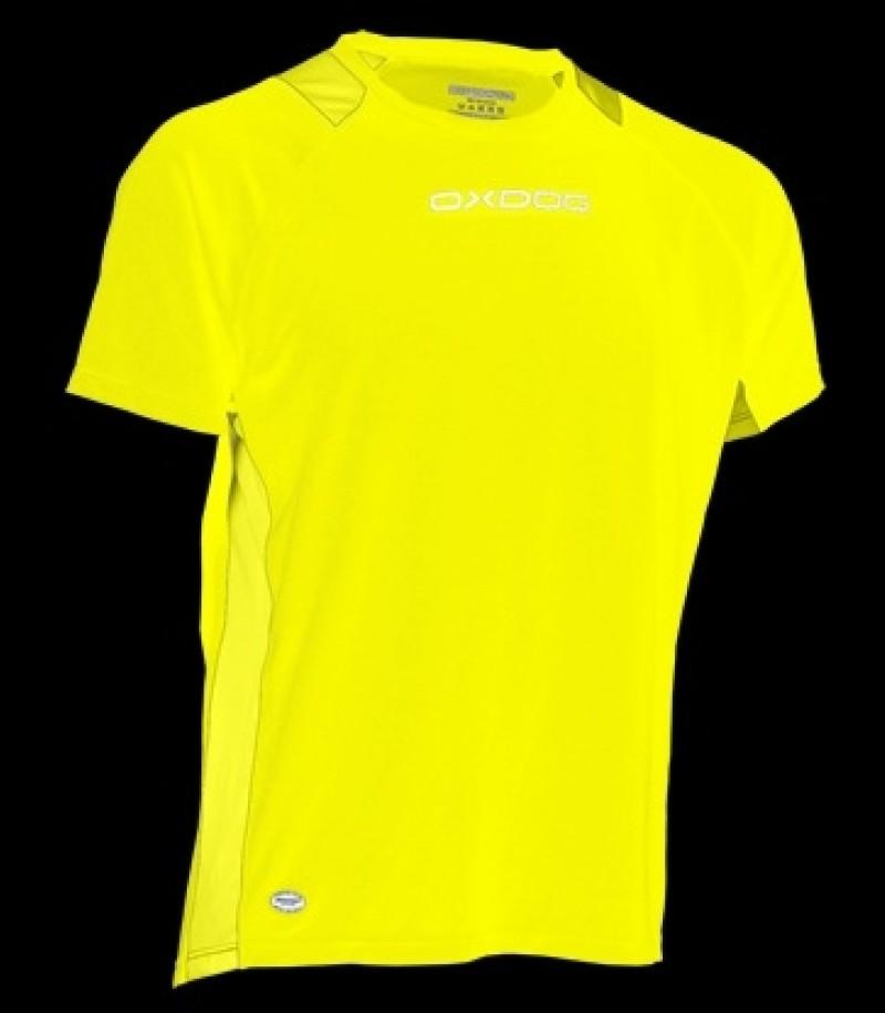 Oxdog Shirt Avalon Yellow