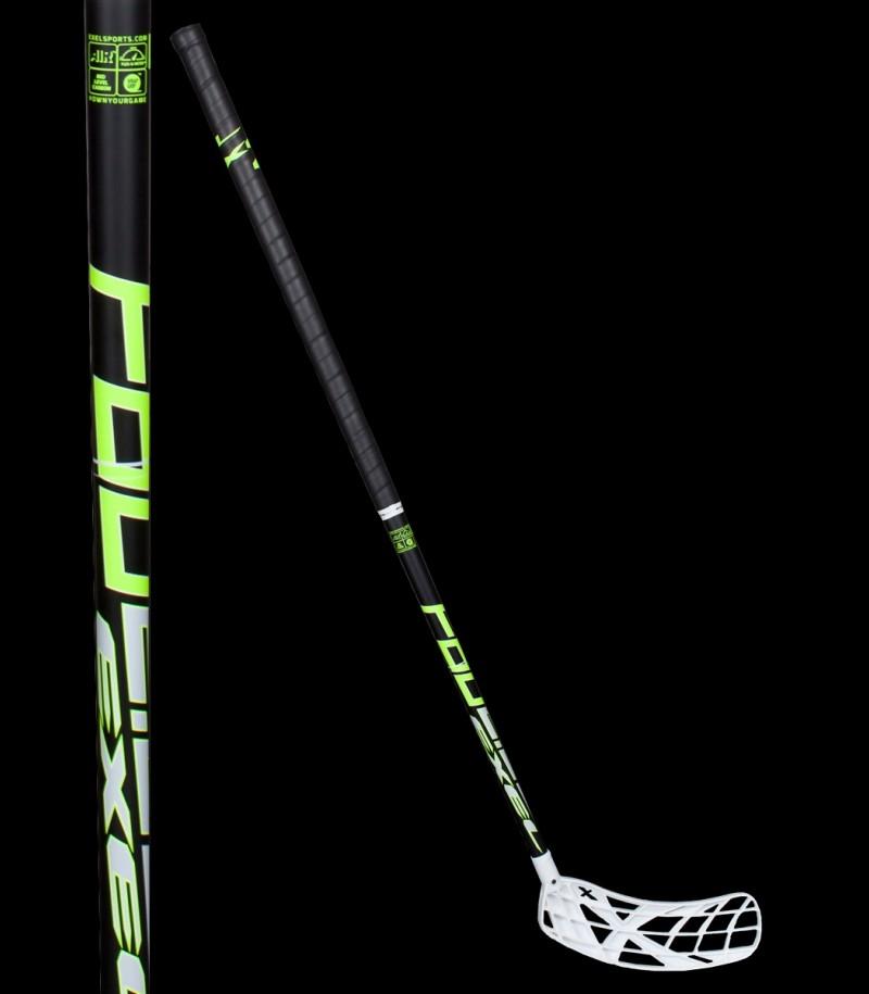 Exel Force F60 2.6 Black Oval