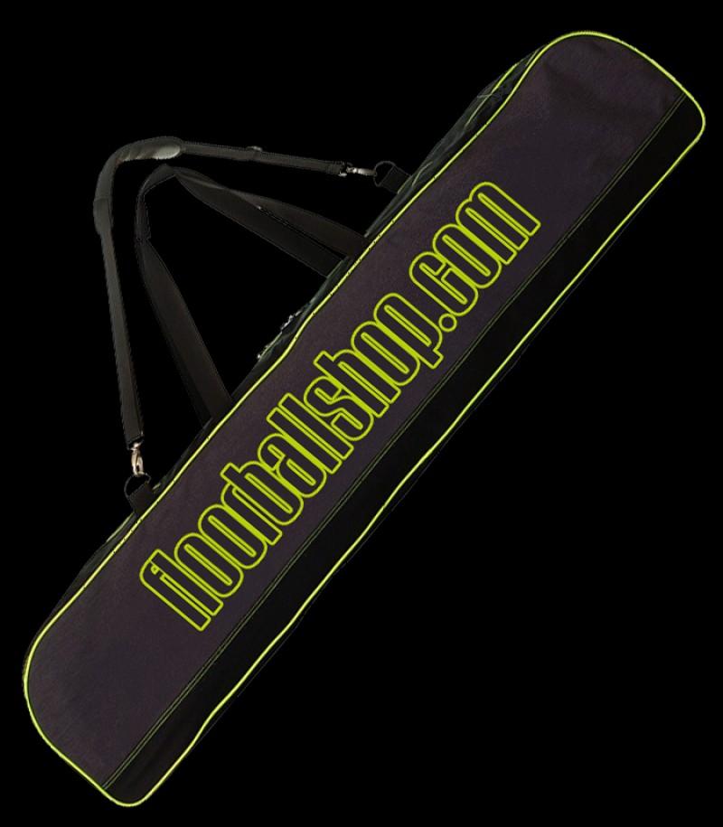floorballshop.com Toolbag Selection Grey/Neon Yellow