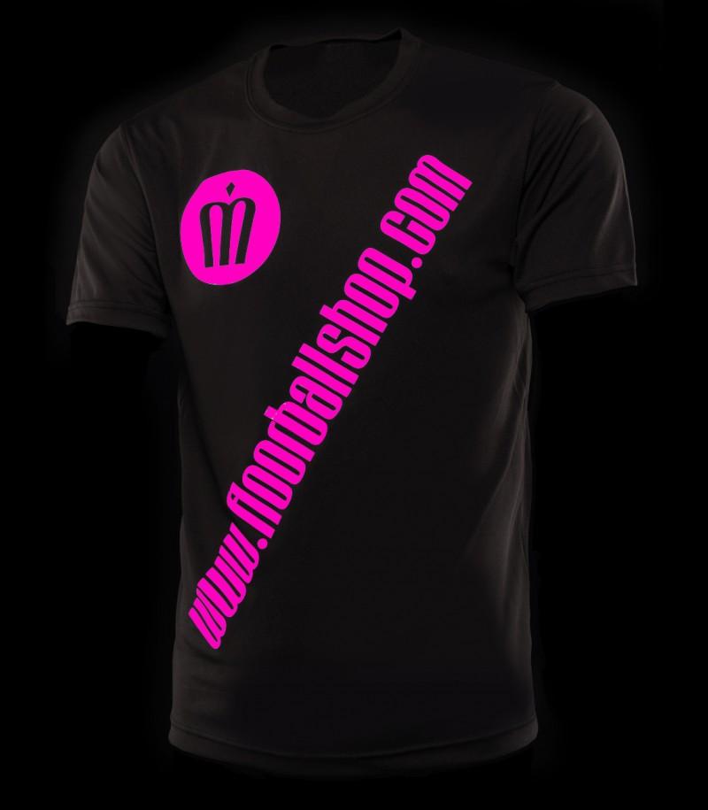 floorballshop.com Cool Jersey - Black Pink