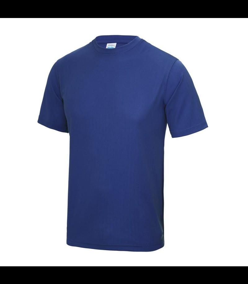 floorballshop.com Training Tee - Royal Blue