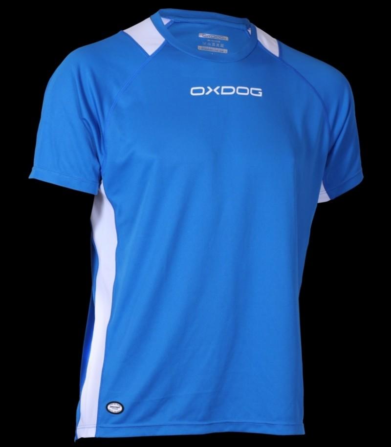 Oxdog Shirt Avalon Royal Blue