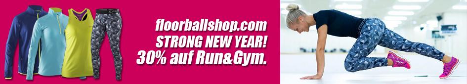Das floorballshop.com Neujahrspecial.